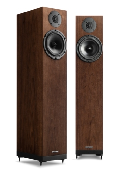 Spendor A7 dark walnut