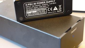 Standard strømforsyning er solid, men Q-PSU III har betydelit større ressurser